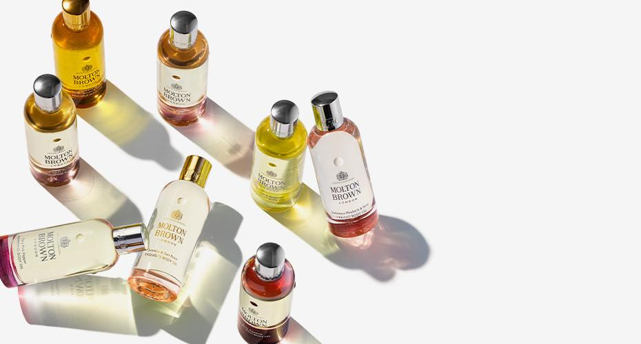 Discover new additions to our body oils. SHOP NOW