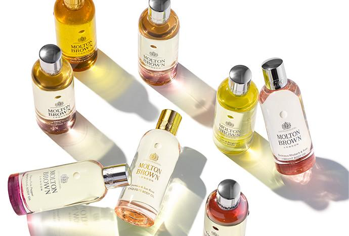 Veiled in luminosity, New Body Oils. Shop Now