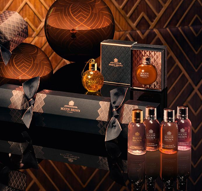 Luxury Stocking Fillers. DISCOVER