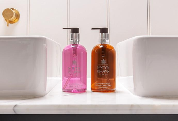 Let Molton Brown hand washes elevate your everyday. SHOP NOW