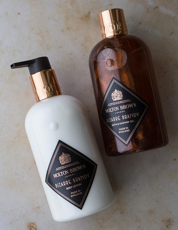 Bizzarre Brandy Shower Gel and Body Lotion