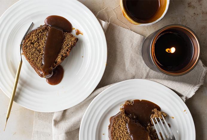 Cake and Glaze recipe