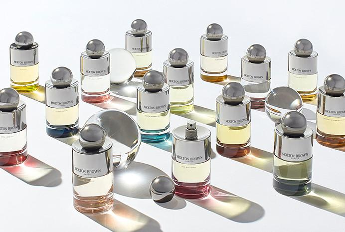 Eau de Toilette Collection.