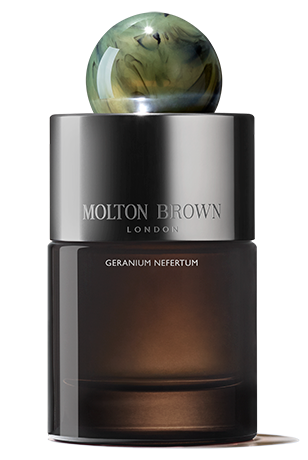 Geranium Nefertum Pepper Eau de Parfum. BUY NOW