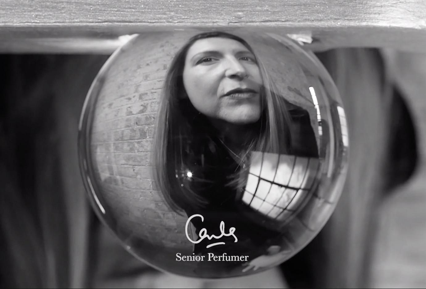 Perfumer Carla Chabert Profile Video