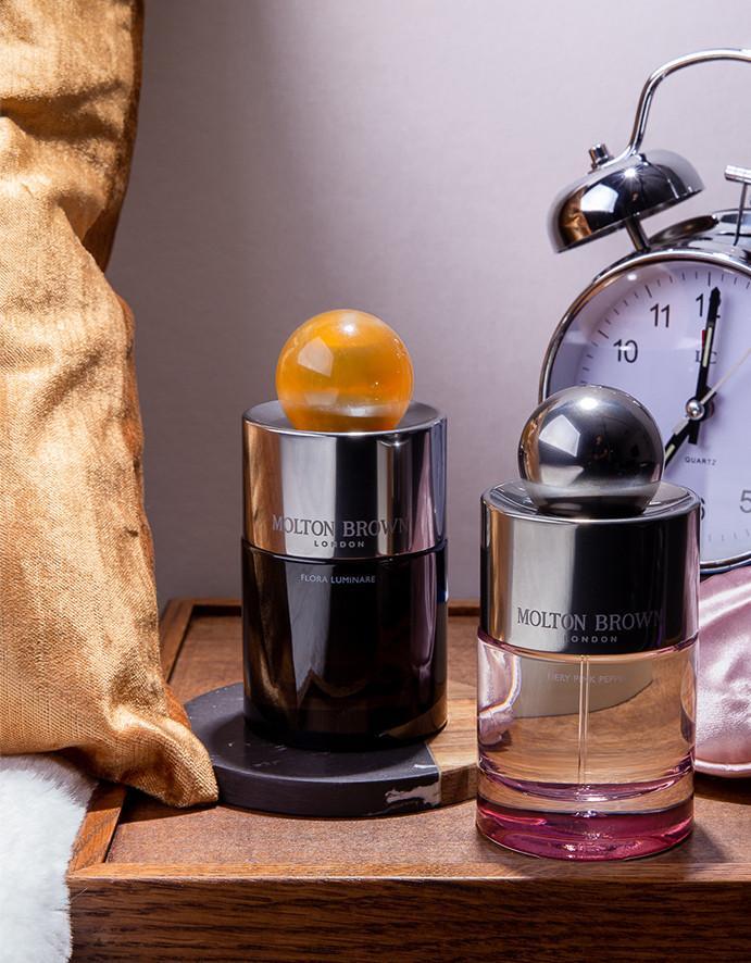 Eau de Parfum Collection.