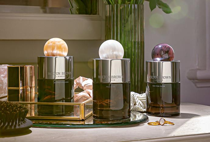 Discover spring fragrances from Molton Brown. SHOP NOW