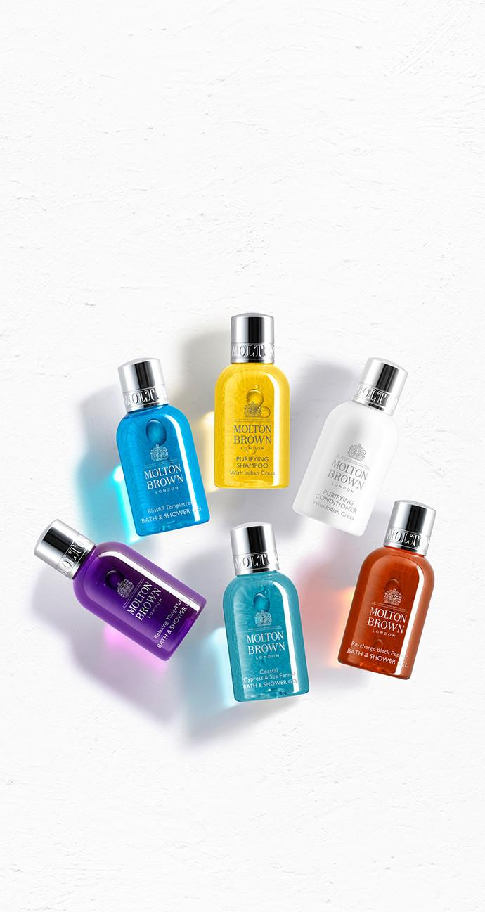 Complimentary Travel Set  when you spend 120 dollars. Ts and Cs apply. SHOP NOW