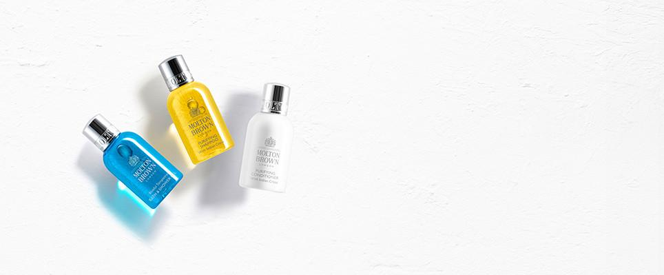 Complimentary Travel Set  when you spend 80 dollars. Ts and Cs apply. SHOP NOW
