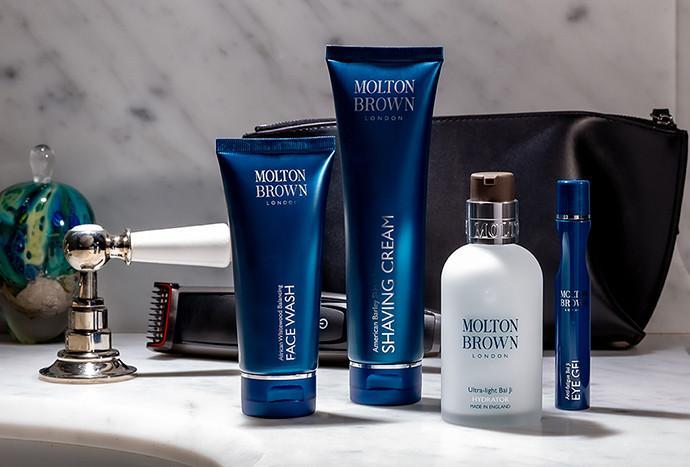 Discover Molton Brown Men's Skincare. SHOP NOW