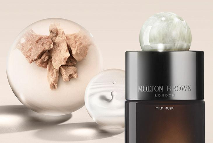 Milk Musk Behind The Fragrance