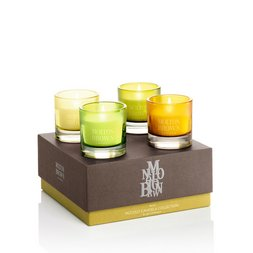 Molton Brown USA  Mini Scented Candles Gift Set