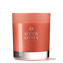 Molton Brown USA  Gingerlily Single Wick Scented Scented Candle