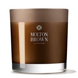 Molton Brown USA  Black Pepper Three Wick Scented Candle