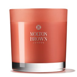 Molton Brown USA  Gingerlily Three Wick Scented Scented Candle