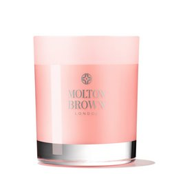 Molton Brown EU  Rhubarb & Rose Scented Candle