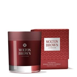 Molton Brown EU  Rosa Absolute Single Wick Scented Candle