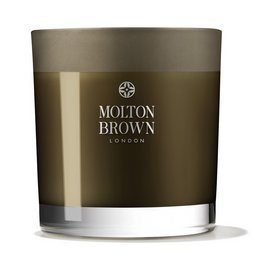 Molton Brown USA  Tobacco Absolute Three Wick Scented Candle