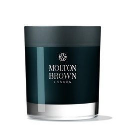 Molton Brown EU  Russian Leather Scented Candle