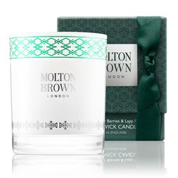 Molton Brown USA  Limited Edition Juniper Berries & Lapp Pine Scented Candle