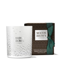 Molton Brown UK Juniper Berries & Lapp Pine Scented Candle