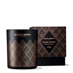 Molton Brown USA  Bizarre Brandy Single Wick Scented Candle