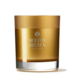 Molton Brown UK Oudh Accord & Gold Single Wick Scented Candle