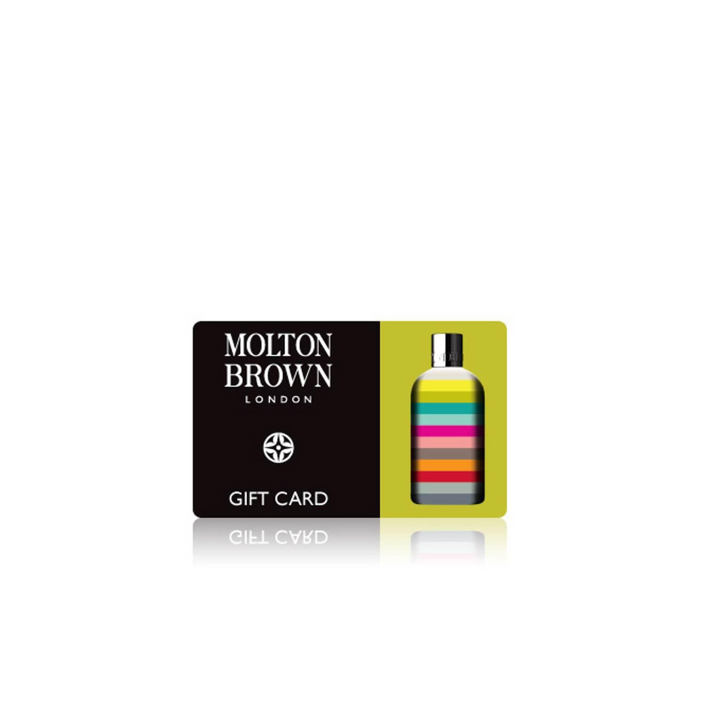 Molton Brown 100 Euro Gift Card Vouchers Shop Online