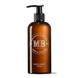 Molton Brown UK Mandarin & Clary Sage Hair & Body Wash