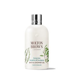 Molton Brown USA  Samphire & Eucalyptus Shower Gel