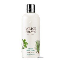 Molton Brown USA  Basil & Vetiver Shampoo