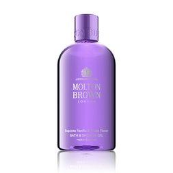 Molton Brown USA  Limited Edition Vanilla & Violet Flower Body Wash