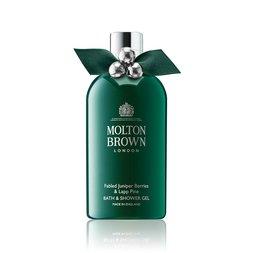 Molton Brown USA  Limited Edition Juniper Berries & Lapp Pine Shower Gel