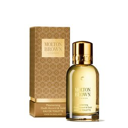 Molton Brown UK Oudh Accord & Gold Fragrance