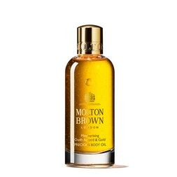 Molton Brown USA  Oudh Accord & Gold Body Oil