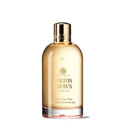 Molton Brown EU  Jasmine & Sun Rose Exquisite Bathing Oil