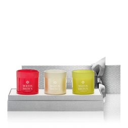 Molton Brown USA  Scented Candle Holiday Gift Set for the Home