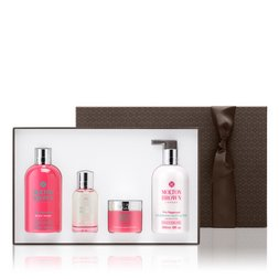 Molton Brown EU  Limited Edition Pink Pepper Bath, Body & Fragrance Gift Set