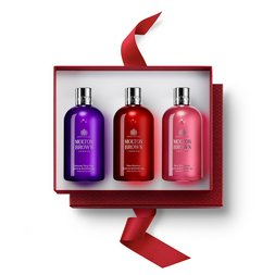 Molton Brown EU  Divine Moments Shower Gel Set