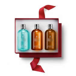 Molton Brown EU  Adventurous Experiences Shower Gel Set