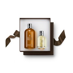 Molton Brown USA  Tobacco Absolute Body Wash & Eau de Toilette Gift Set