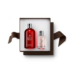 Molton Brown EU  Rosa Absolute Fragrance Layering 2-Piece Gift Set