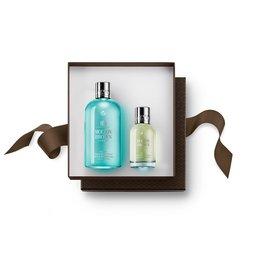 Molton Brown EU  Cypress & Sea Fennel Shower Gel & Eau de Toilette Gift Set