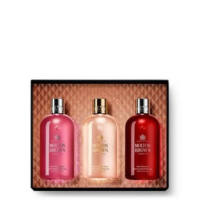 Floral & Chypre Gift Set. Choose Your Sticker