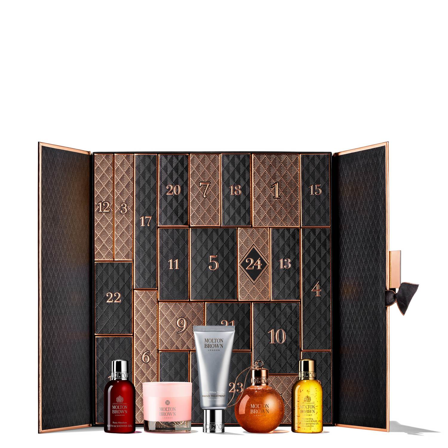 Molton Brown 2019 Advent Calendar by Molton Brown
