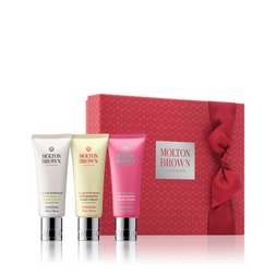 Molton Brown USA  3-Piece Luxury Hand Cream Gift Set