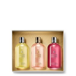 Molton Brown UK Floral & Citrus Shower Gel Gift Set