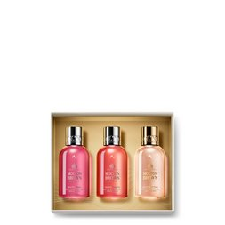 Molton Brown UK Floral & Woody Shower Gel Gift Set