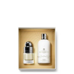 Molton Brown UK Milk Musk Perfume & Shower Gel Gift Set