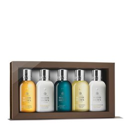 Molton Brown EU  Body Wash and Shampoo Travel Set
